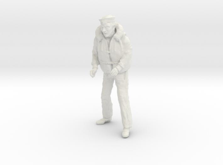 1/16 USCG Helmsman 2 3d printed