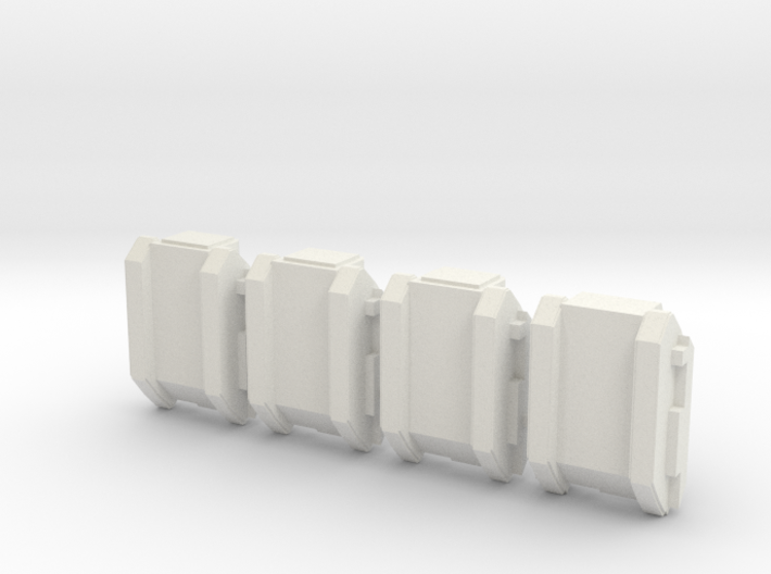 [5] Armored Recce Platoon Type 2 3d printed