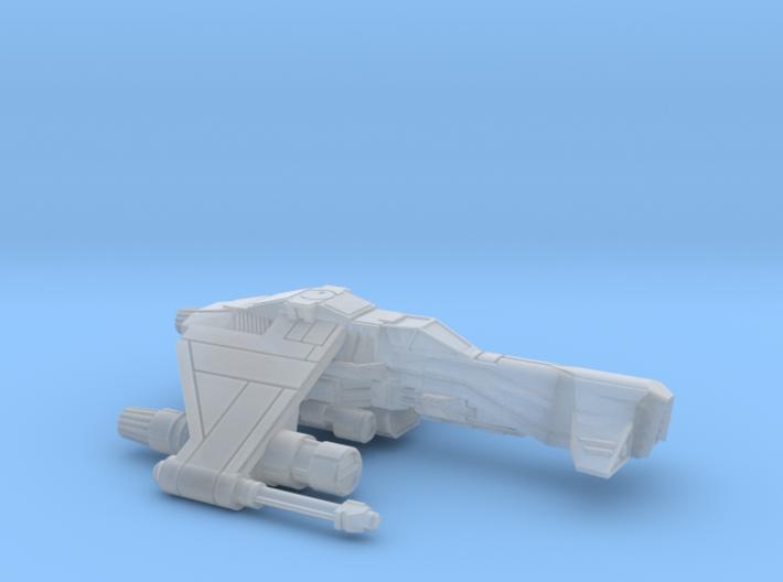 Vaksai Starfighter Variant 1B 1/270 3d printed