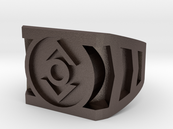 Indigo 9 3d printed