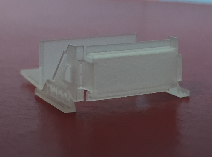 CREW Duke Cage for M-ATV, 1/35 scale 3d printed