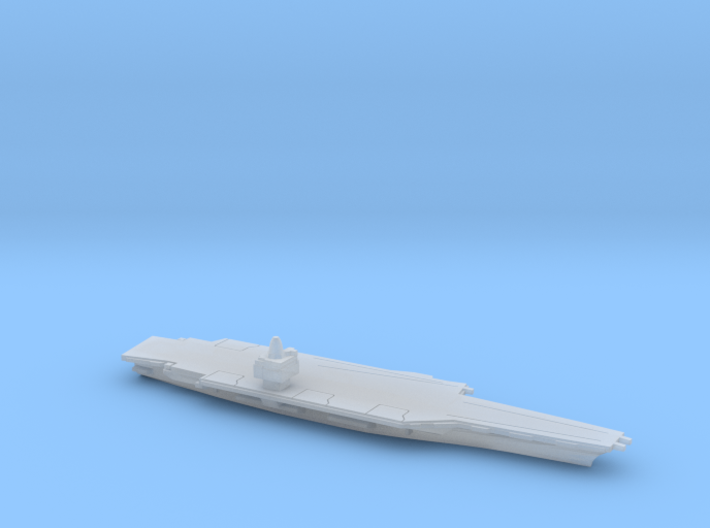 USS CVN-65 Enterprise (1962), 1/6000 3d printed