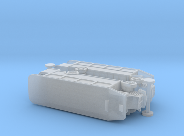 French Renault TN-4C Bus 1/285 3d printed