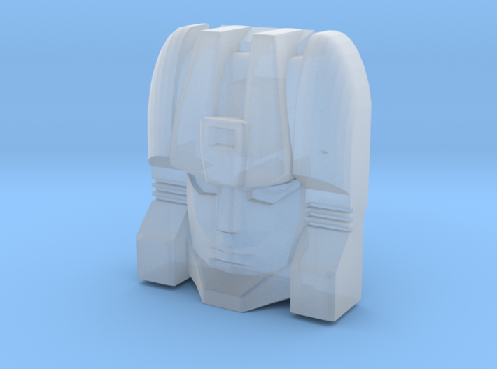 Rodney Faceplate (Titans Return) 3d printed
