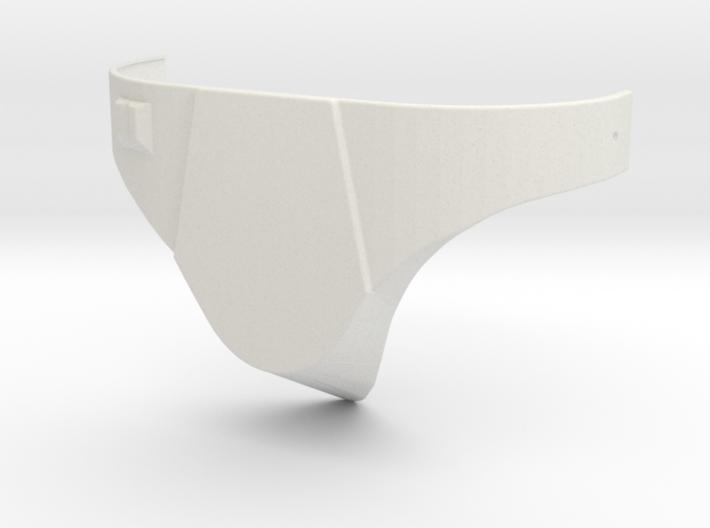 Boba Fett Cod Plate 3d printed
