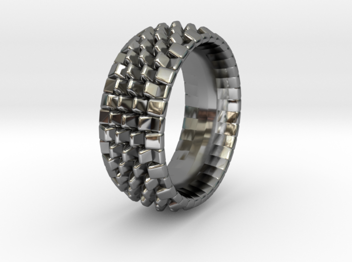 Masher Ring size 10.5 3d printed