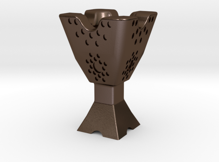 Mabkhara (Censer / Incense Burner) 3d printed