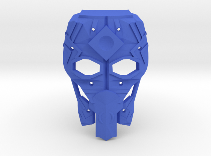 Mask of Intangibility V2 3d printed
