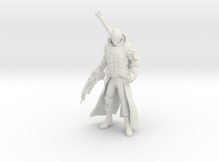 Space Wizard for a10cna01 3d printed