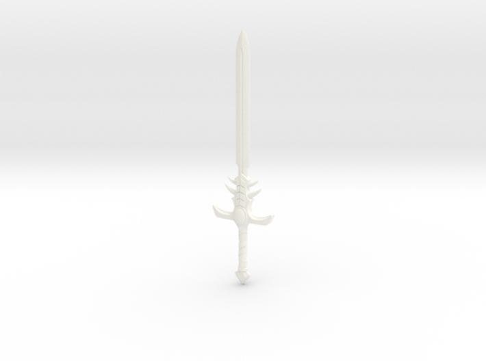 Sword of Doom 3d printed