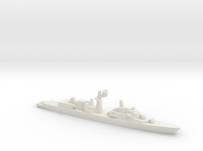 Tourville-class frigate, 1/1250 3d printed