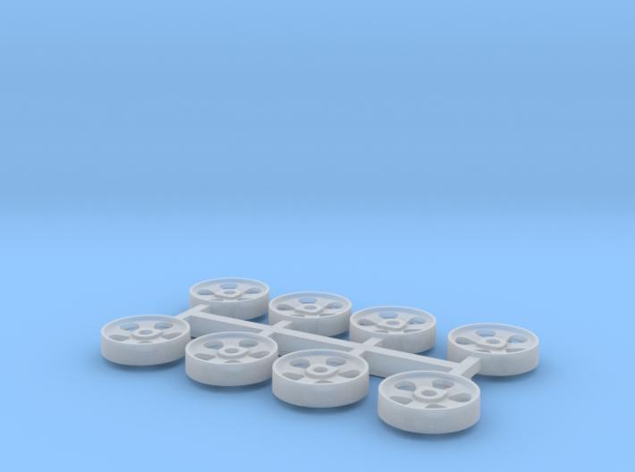 Dispatch Wheel Fine 3d printed
