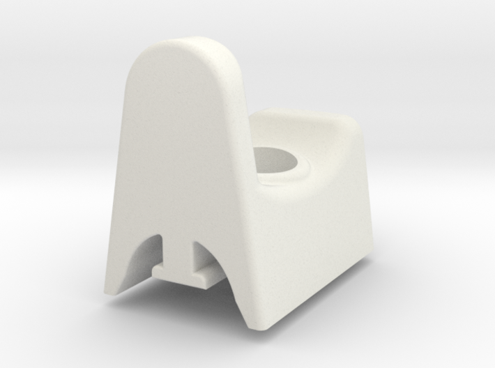 Donkey/ Buffalo Handle Release Button 3d printed