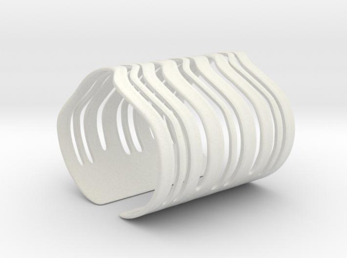 Strands Bracelet (Size M) 3d printed