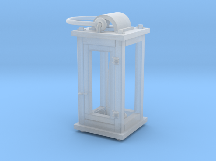18th Century Lantern HD 35 3d printed