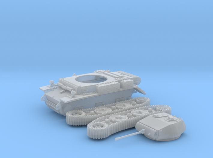 PzKpfw II ausf L - LUCHS (H0) 3d printed
