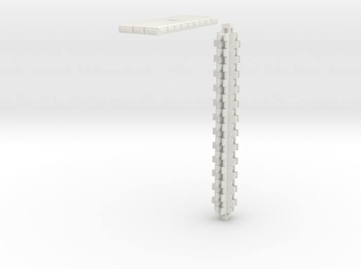 HOvm02 - HO Modular viaduct 1 3d printed