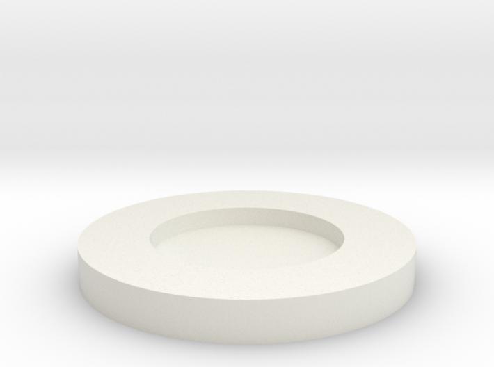 Medium to Large Miniature Coaster 3d printed