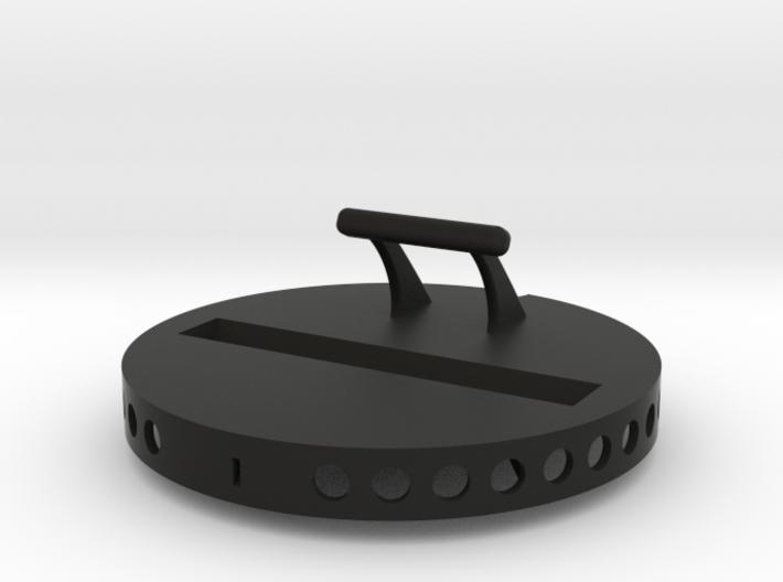 Phone car mount for Kia: Niro, Sorento, Cee'd Soul 3d printed Kia Phone car mount adapter holder gradle dock for Apple iPhone CarPlay