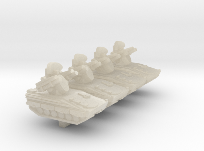 3mm Marder Roland AA (4 Pcs) 3d printed