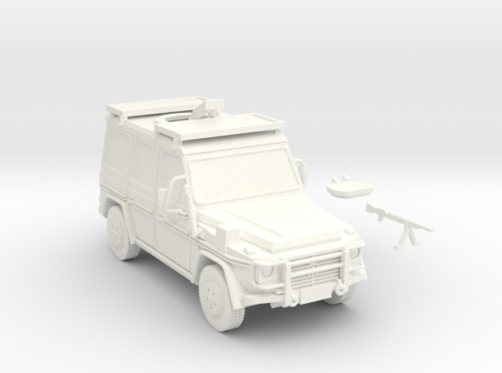 Canadian Army G-Wagen 1:50 3d printed