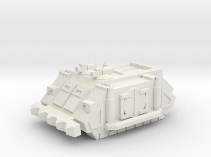 Super Soldier Transport Tank 3d printed