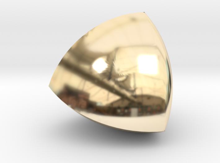 Meissner tetrahedron - Type 2 3d printed
