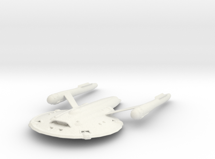 tos Forrest-class 3d printed
