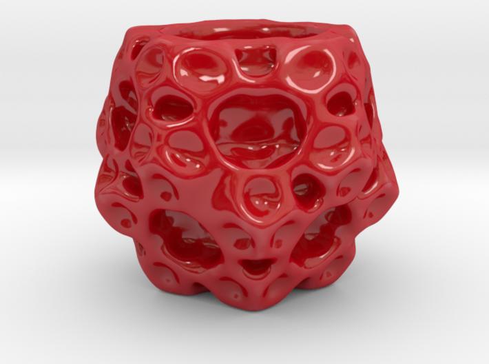 lampion dodeca fractal 3d printed