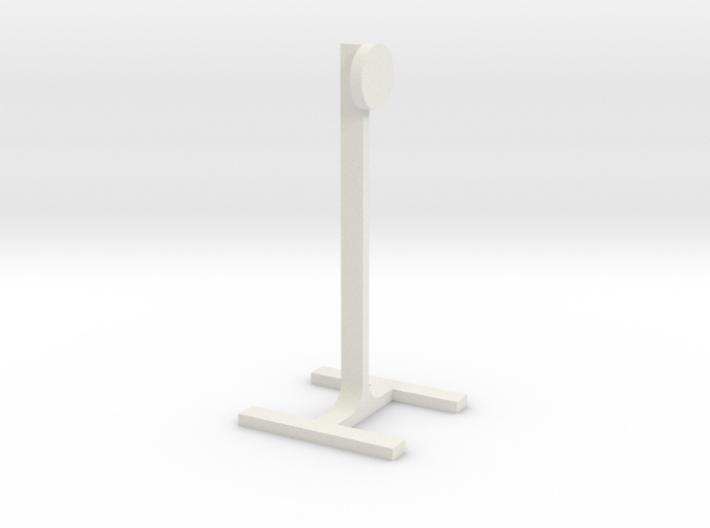 1:24 Scale Steel Challenge 10in Standard Target 3d printed