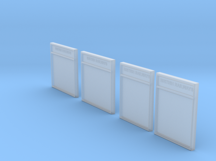 CO44 Notice Boards 3d printed
