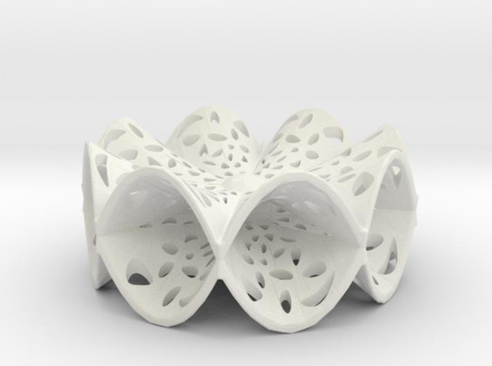 Hyperpara Pendant 3d printed
