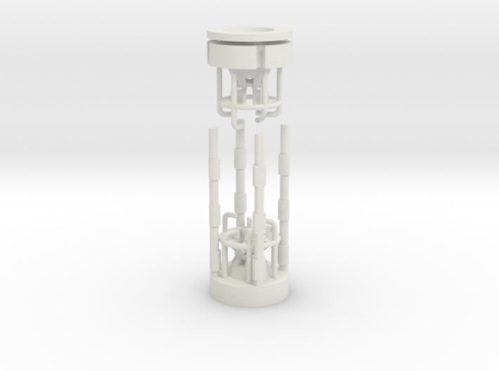 ForceCamber V1 3d printed