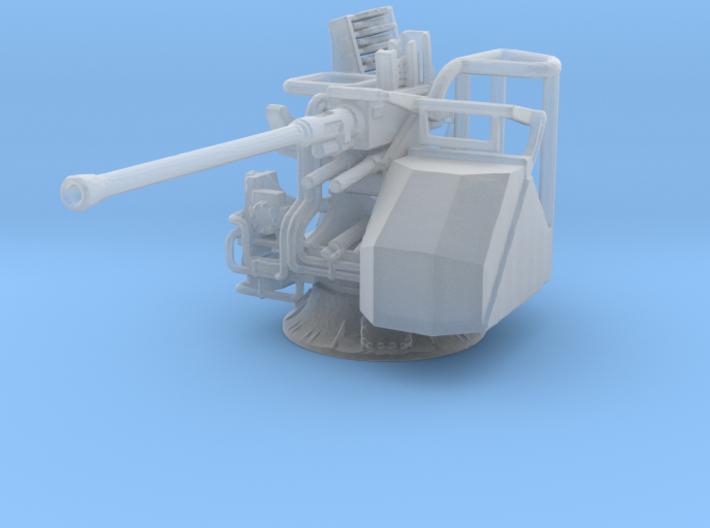 Bofors MKVII 1/144 3d printed