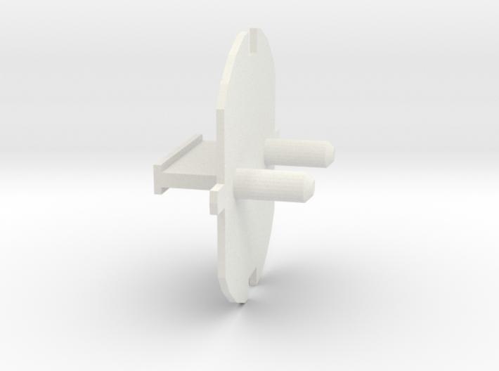 EU Socket Cap 3d printed
