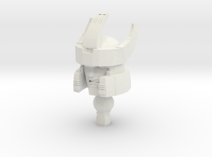 Galvatron Tyrant Titan Master Head 3d printed