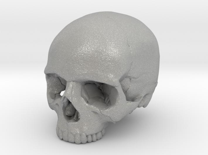 Skull 30mm width 3d printed