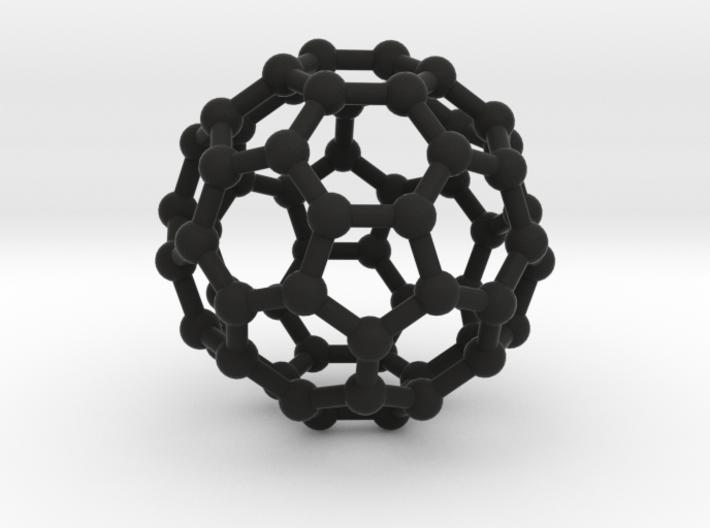 Fullerene 3d printed