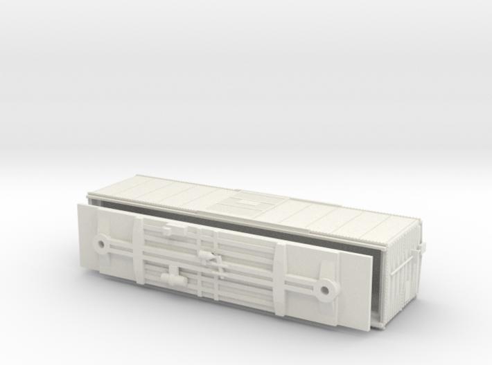 TT Scale PRR X29B Fine Details Just Model 3d printed
