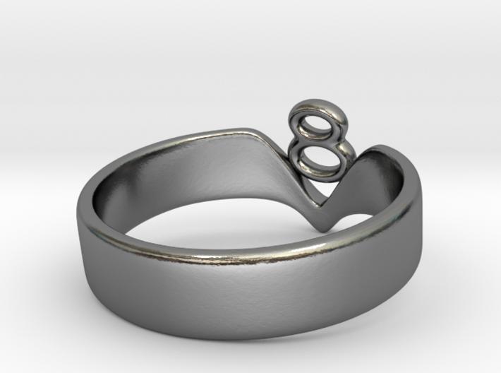 Ring3-triple 3d printed