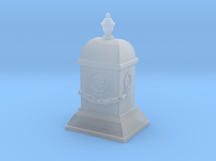 Monument Requiem (TT 1:120) 3d printed