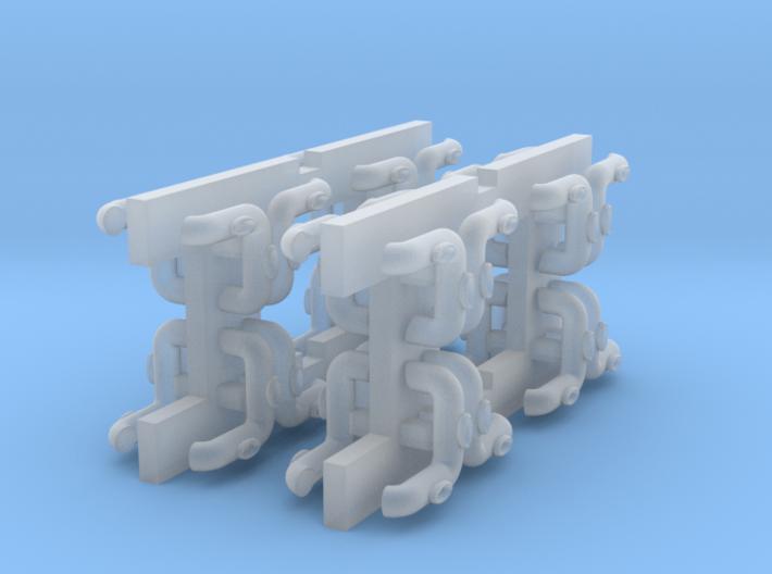 1/87 LB/Sr/ecken  3d printed