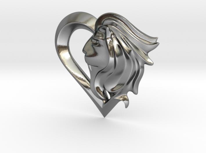 LionHeart(Emblem) 3d printed