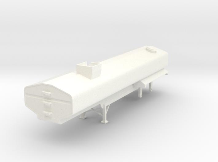 1/64 Diller 7250gal Manure tanker. 3d printed