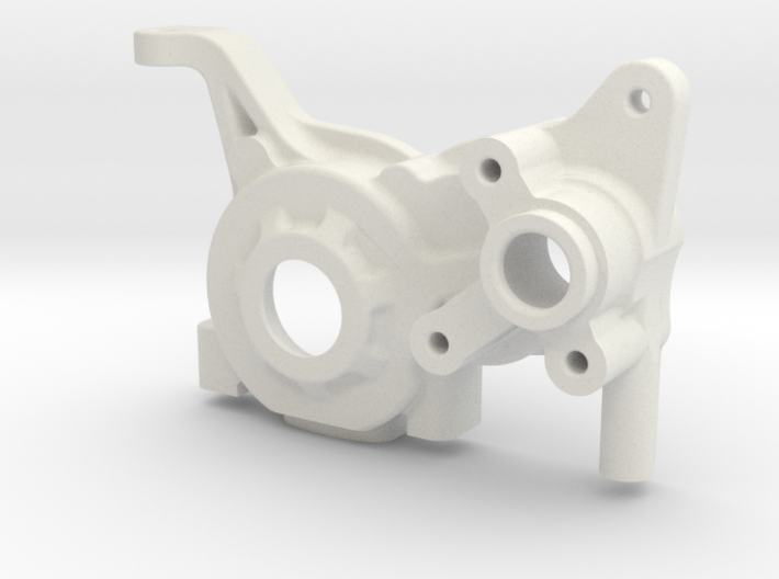 LCG (B6 plate) for B5M 3 gear Right gearbox 3d printed