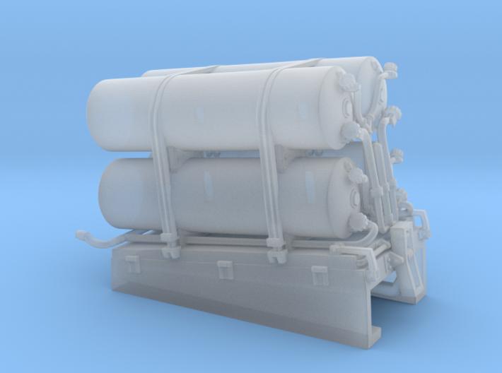 1/96 USN Smoke Screen Generator 3d printed