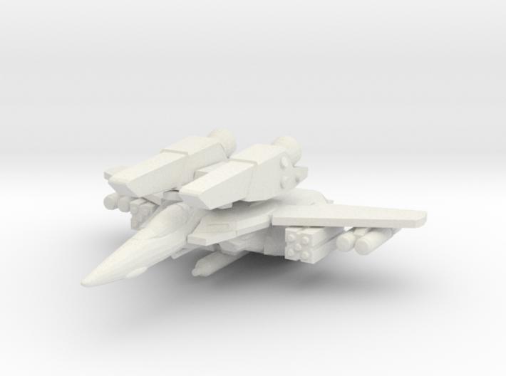 VF-1A Super 1/285 3d printed