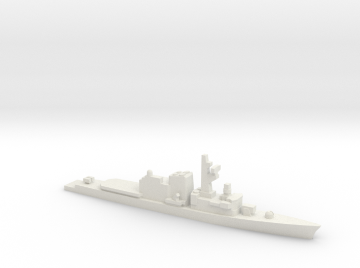 Hatsuyuki-class destroyer, 1/1800 3d printed