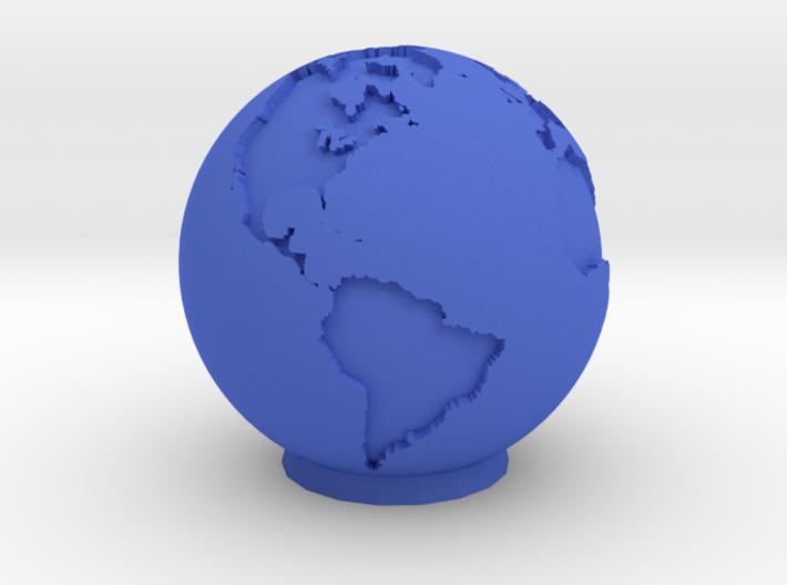 Ceramic Earth 3d printed