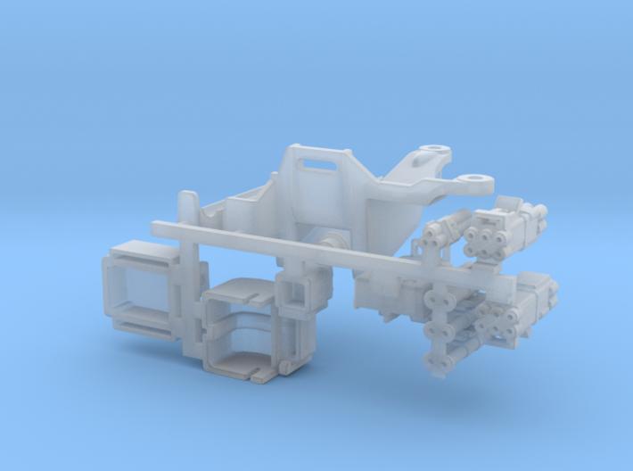 Ducati 1299s (Pocher 1:4) - Electronics / Starter 3d printed
